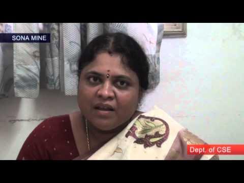 Data Mining And Database Technology - Sona College Of Technology, Tamilnadu, India