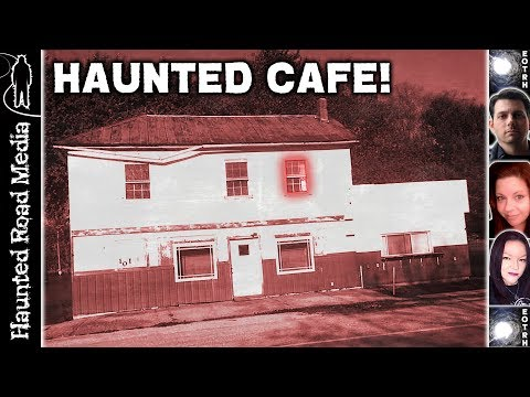 Haunted Cafe Extreme Paranormal Ghost Stories!