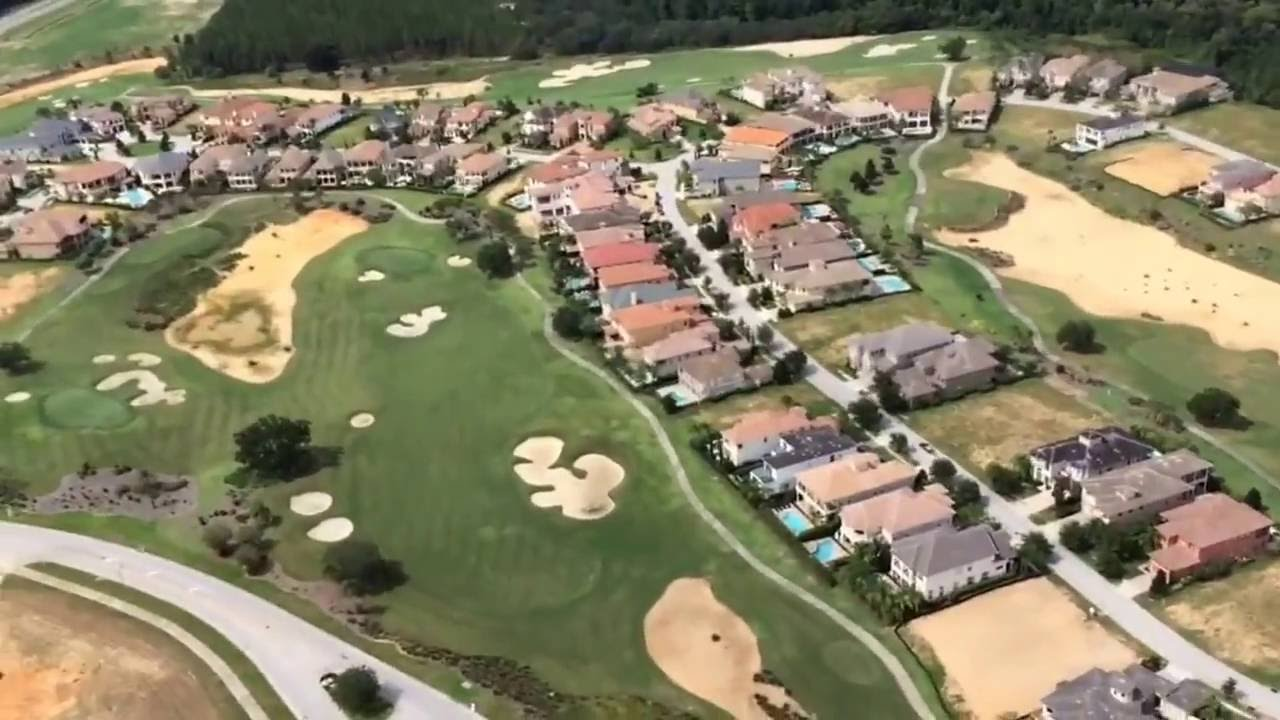 reunion resort golf course homes for sale in florida