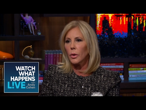 Brooks Ayers Denied Being With Prostitutes | Vicki One On One | WWHL