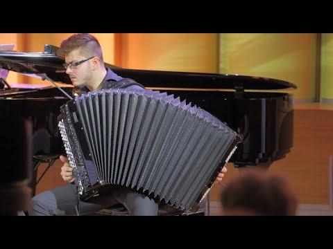 """Koncert Pendereckiego na akordeon. """"Ten koncert to wielka zdobycz dla akordeonistów"""""""