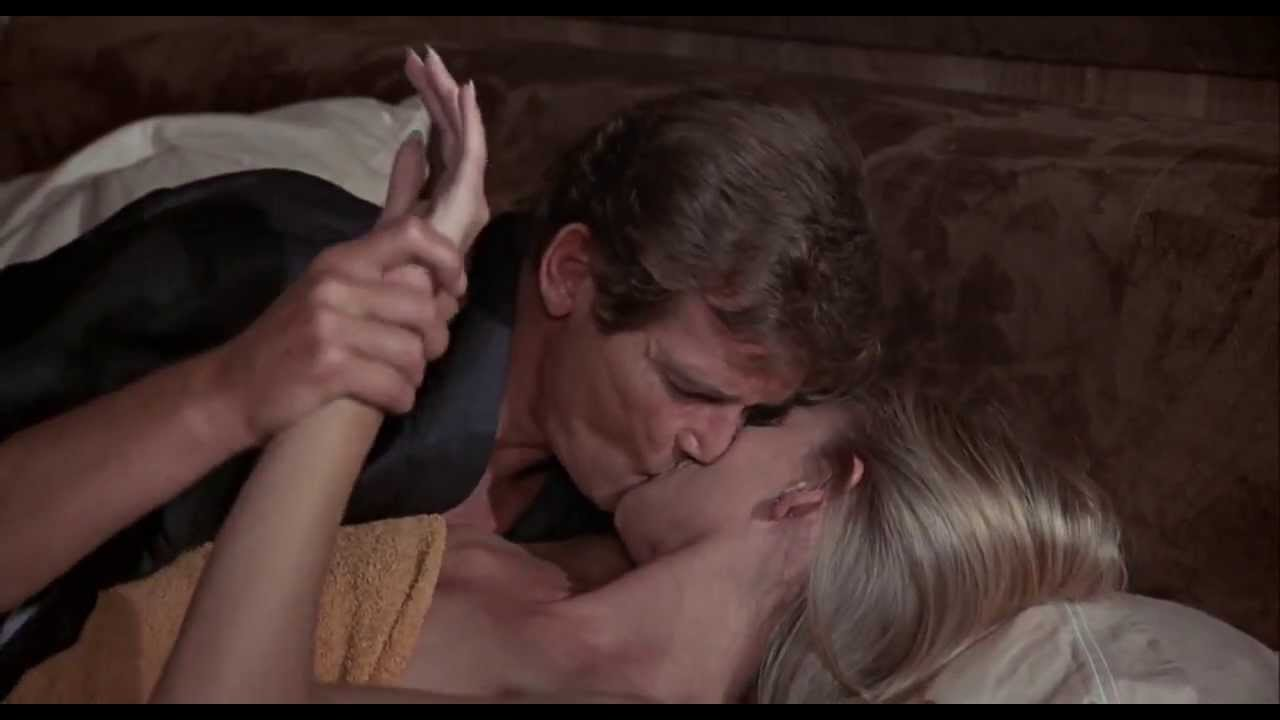 The Man With The Golden Gun Hot Scene