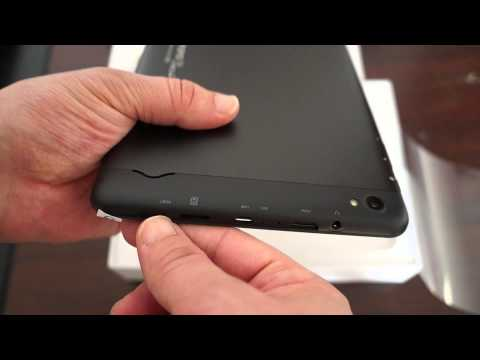 Pipo S6 Tablet PC Unboxing Evaluation thumbnail