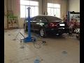 Floor fixing system--Auto collision repair