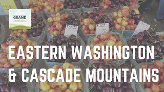 Ep. 48: Eastern Washington and Cascade Mountains | RV travel Washington State camping