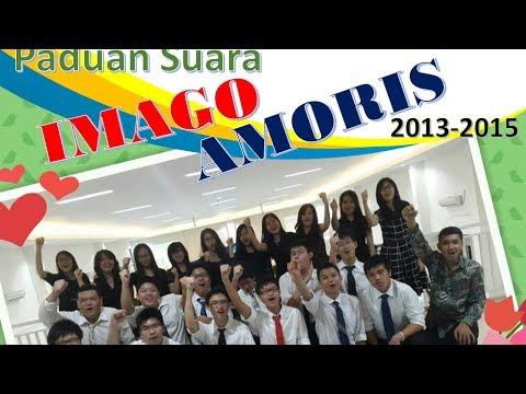 Paduan Suara : Lagu Natal Gloria in excelsis deo, Joy to the world-Imago Amo