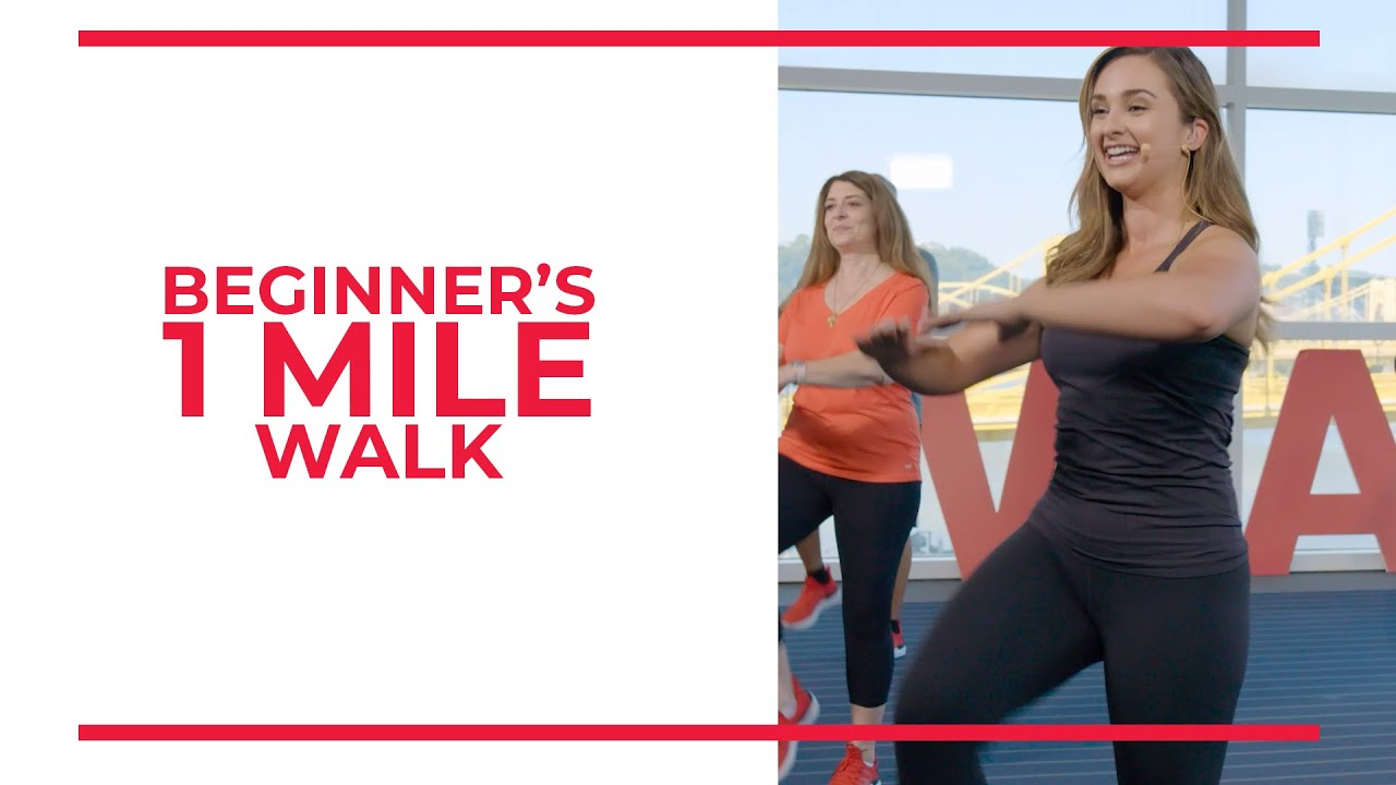 Download Beginner's 1 Mile Walk   Steel City Series