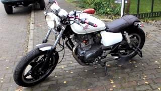 1982 honda cm400 sound