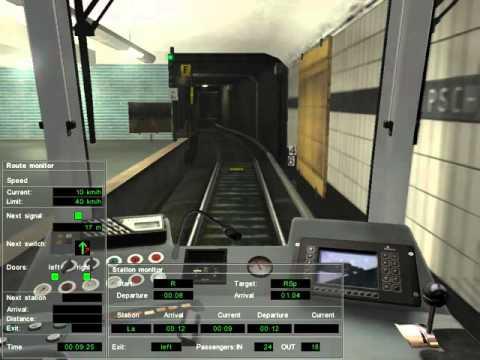 World of Subways Vol.2 U7 Berlin Underground Simulator |