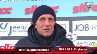 Serie D Girone D Trestina-Villabiagio 0-0