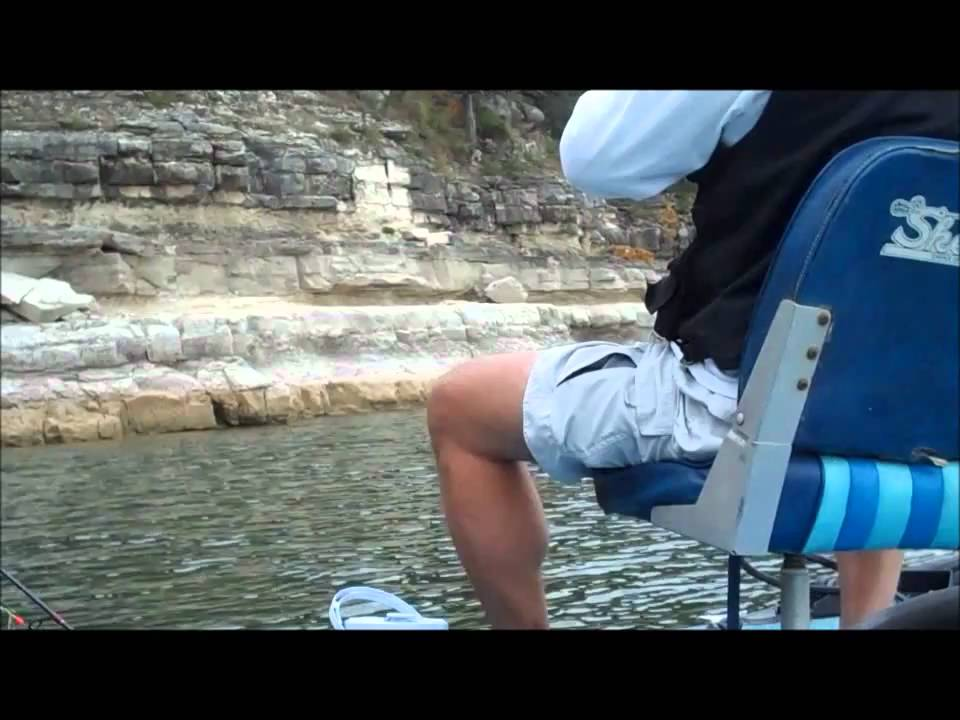 Lake travis tx bass fishing youtube for Lake travis fishing report
