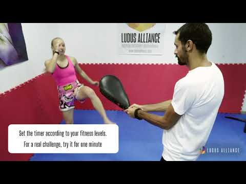 Ludus Alliance - Training Center | Upper Kick - Stamina (Kickboxing)