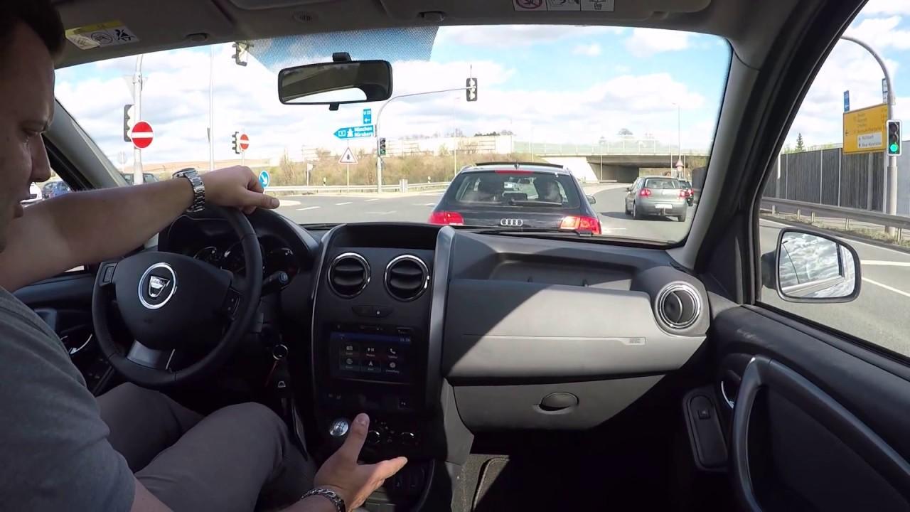 Тестдрайв Dacia Duster ( Дачия, Рено Дастер)