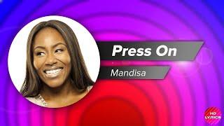 Mandisa - Press On with Lyrics