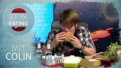[9] Social Eating mit Colin   Der knallharte Burgertest   22.09.2016
