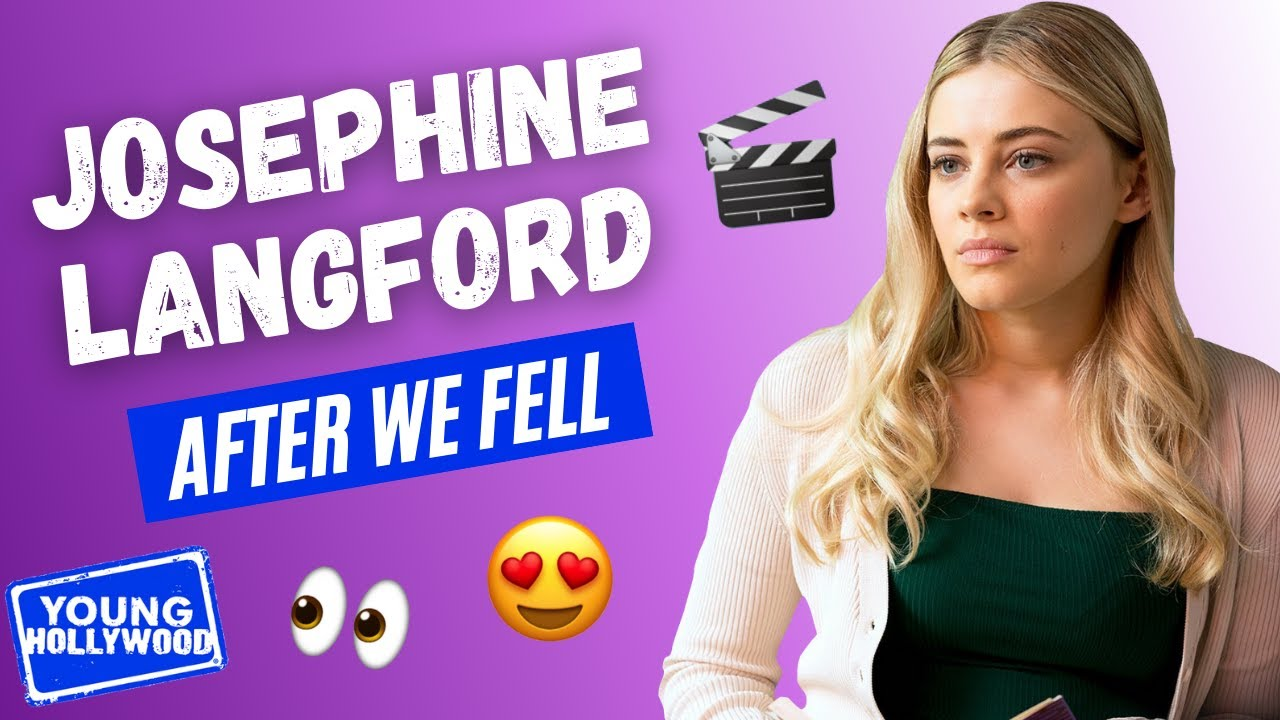 Which scene of After We Fell would Josephine Langford love to reenact? #shorts