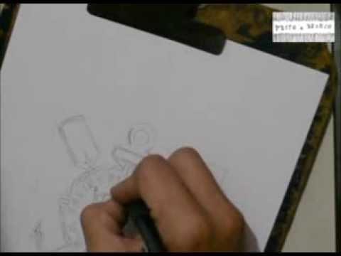 Simbolo Do Corinthians Como Desenhar Youtube