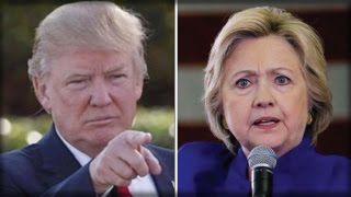 HILLARY IS BURNING: WHAT TRUMP DID TO HER TODAY PUT THE FINAL NAIL IN HER COFFIN!