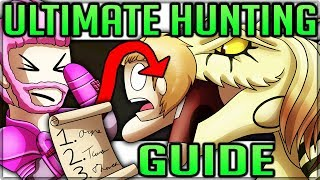 Top 10 Secrets of Being a Badass Hunter - Monster Hunter World! (Ultimate Starter Guide)