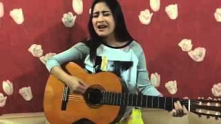 Prilly Latuconsina (Cover) lagu justin bieber - On time