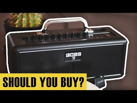 Boss Katana Air Amp Review - This Amp Sounds Amazing 🎸из YouTube · Длительность: 15 мин43 с