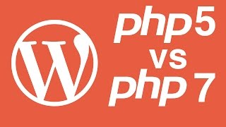 Wordpress PHP 5 vs PHP 7 - benchmark SPEED test