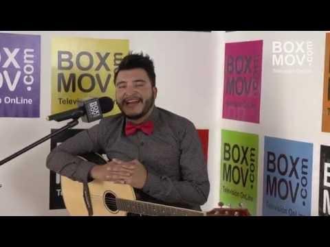 """Angelo Torres """"Tu Vinilo"""" en BoxMov"""