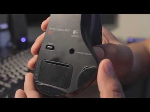 how to open and fix logitech mouse m325