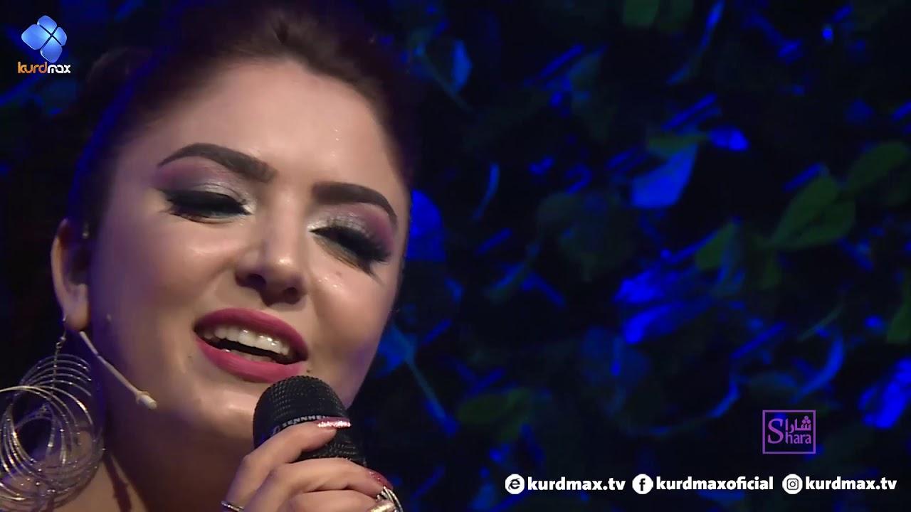 Melek Rojhat - Bernama Shara KurdMax TV (Çiroka Me Album Lansman)