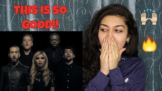 [Official Video] Dance of the Sugar Plum Fairy - Pentatonix | REACTION