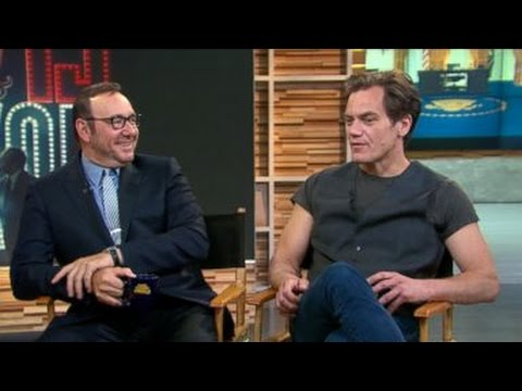 How  Kevin Spacey, Michael Shannon Became