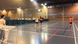 Oefenvorm handbal 3