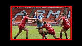 Breaking News | Barrow Raiders forward Joe Bullock relishing return to his rugby roots at Blackpool