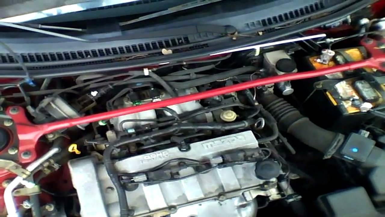 Maxresdefault on Mazda Protege Starter Location