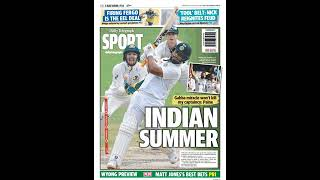 Nasser Hussain, Graeme Swann Review India's Test Series Win In Australia. Discuss Upcoming #INDvENG