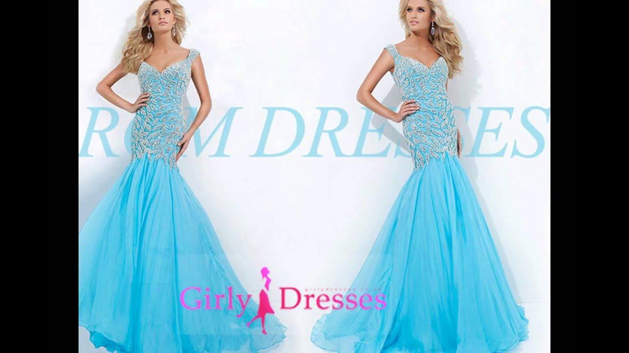 prom dresses 2014 uk & red prom dresses uk - YouTube