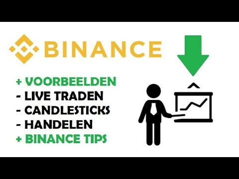 HANDELEN MET CRYPTOCURRENCY | BINANCE EXCHANGE