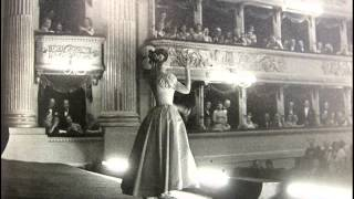 Maria Callas Opera Arias : La Traviata, Norma, Madama Butterfly, Lucia di Lammermoor & many others