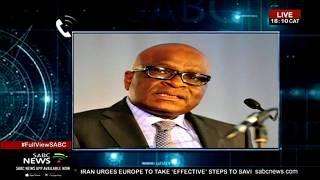 Ngoako Ramatlhodi responds to Zuma's