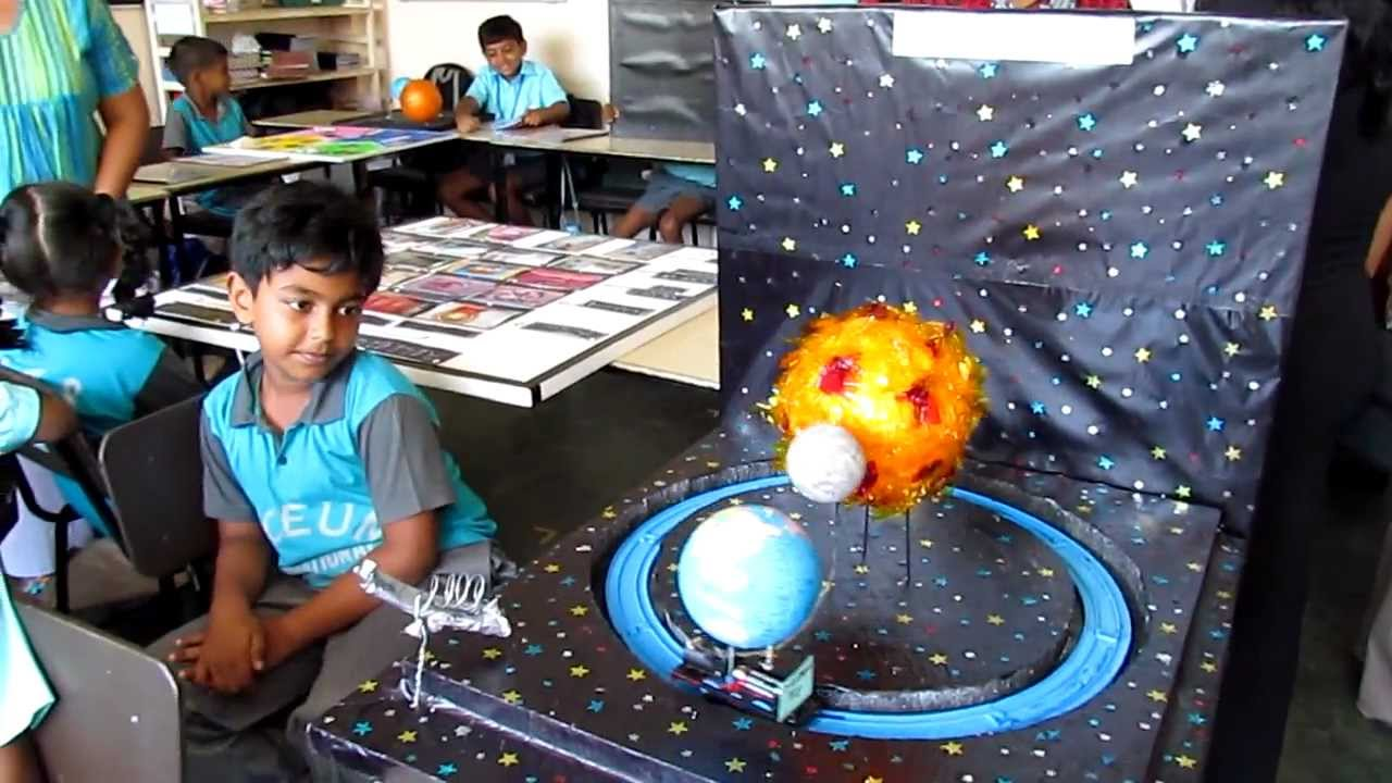 earth and space task lessons teach grade 3 science project earth moon sun