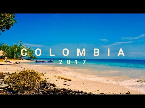 Backpacking Colombia | 2017