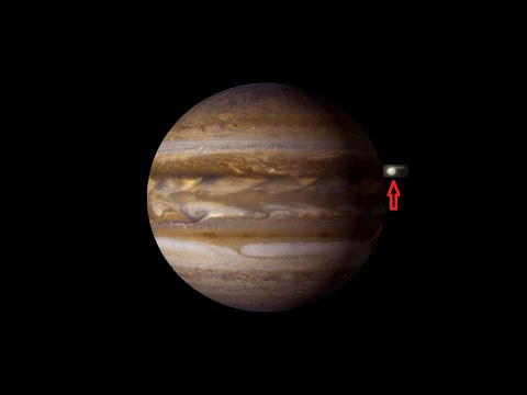 Jupiter was Hit By Mysterious Celestial Object Caused Out ...