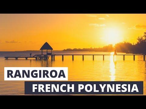 Rangiroa, French Polynesia // S1E1