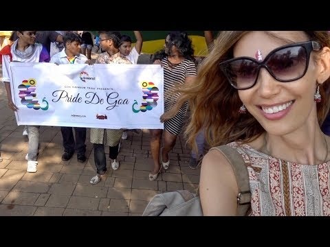 I WENT TO A GAY PARADE IN INDIA!