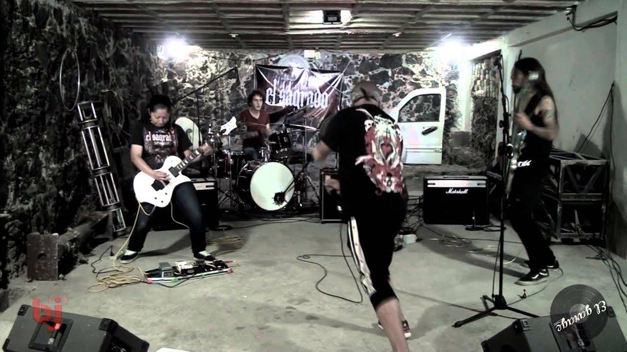Tomada de el garage en Youtube