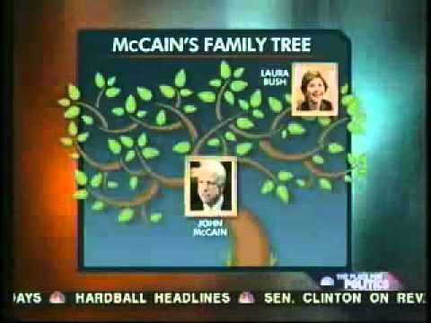 dick cheney barack obama related ancestry