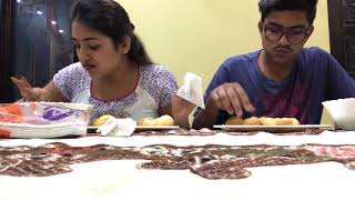 World record of pani puri