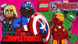 Lego Marvel's Avengers | The Completionist