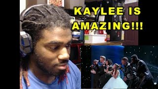 Little Big Shots - 11 year old Kaylee Slays Hallelujah with Pentatonix [REACTION!!!]