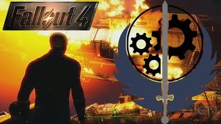 FALLOUT 4: Is The Brotherhood Of Steel EVIL?!